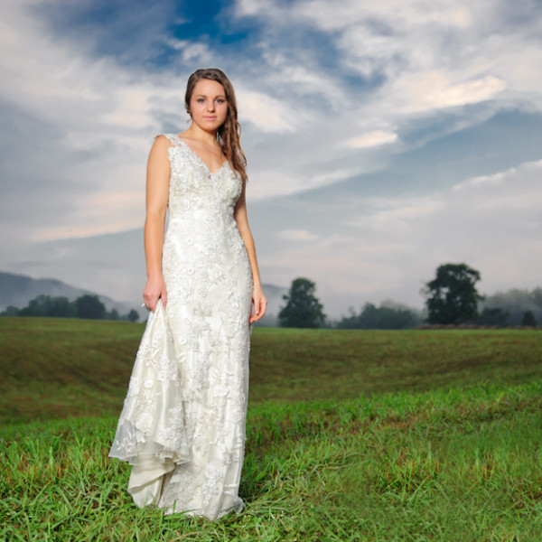 Sarah's Bridal Portraits