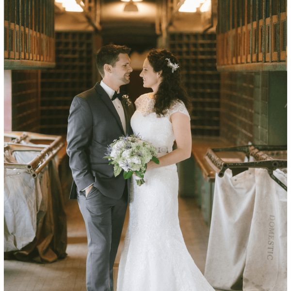 Candice and Aaron's Wedding at The Historic Southern Railway Station