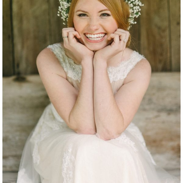 Amber's Museum of Appalachia Bridal Portraits