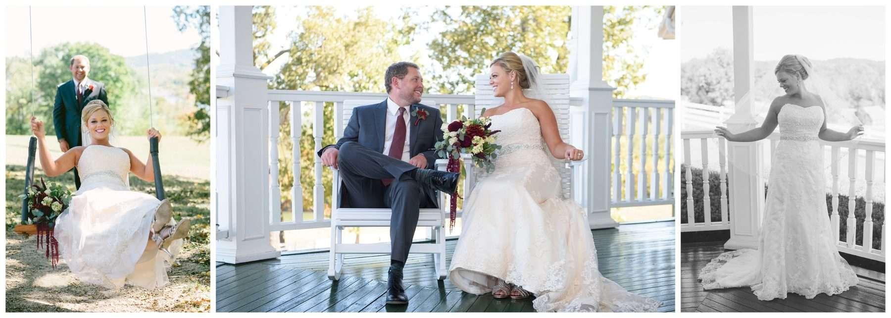 White Stone Country Inn Wedding