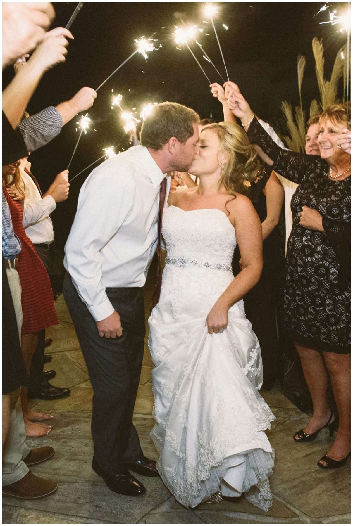 White Stone Country Inn Wedding