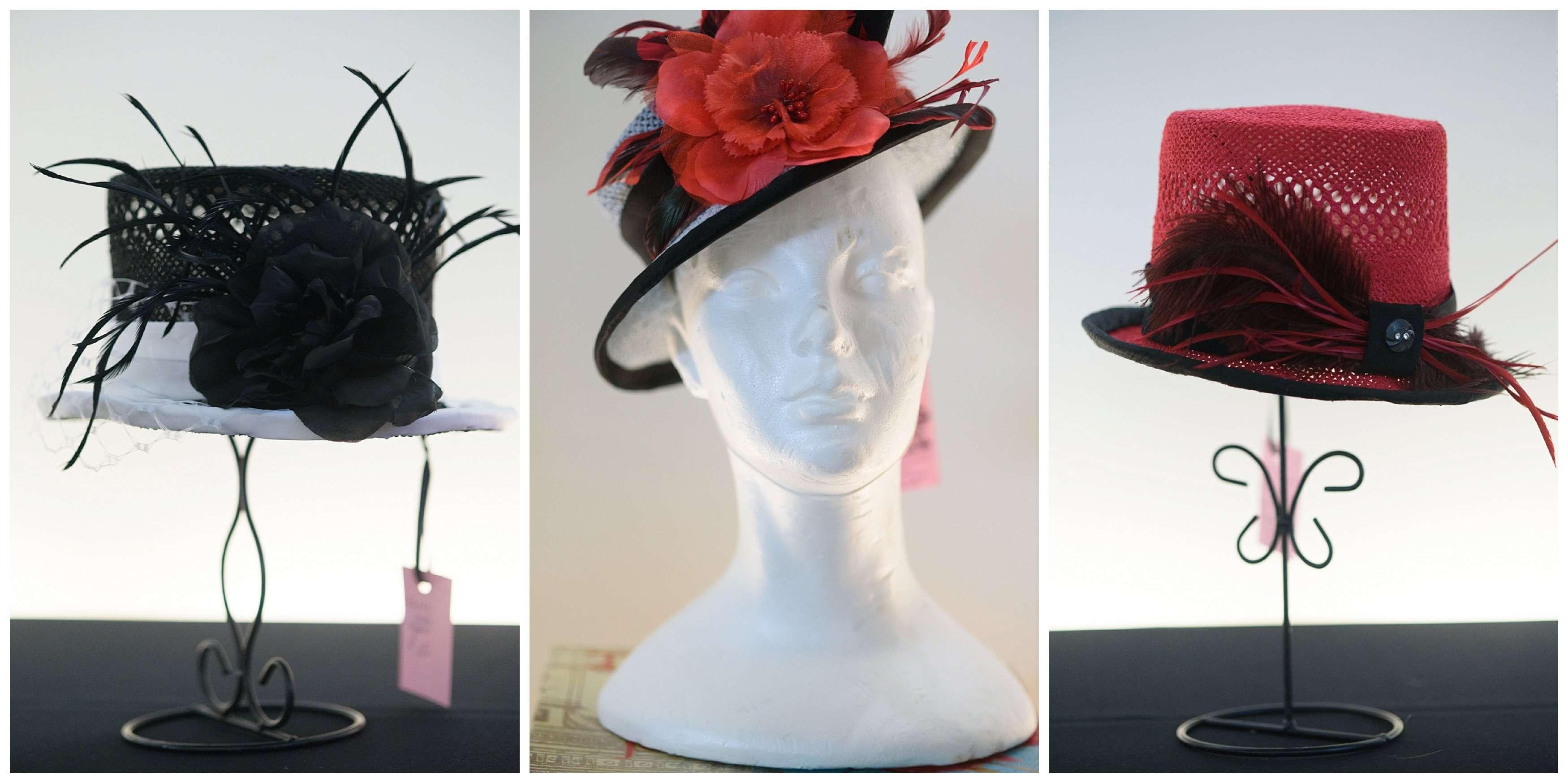 Hats in Bloom