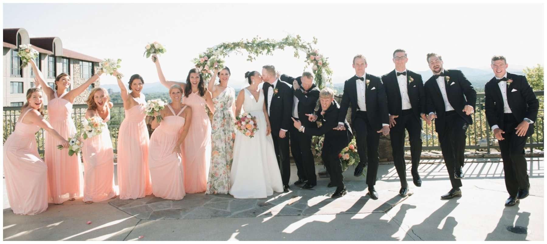 Grove Park Inn Wedding