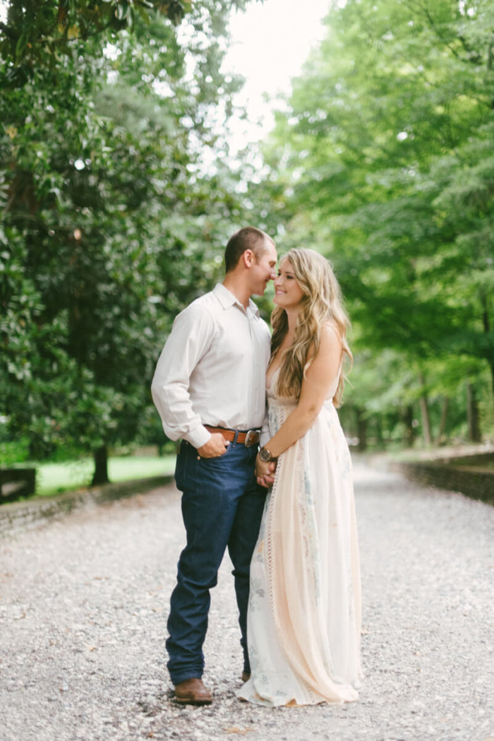 Knoxville Botanical Gardens Engagement