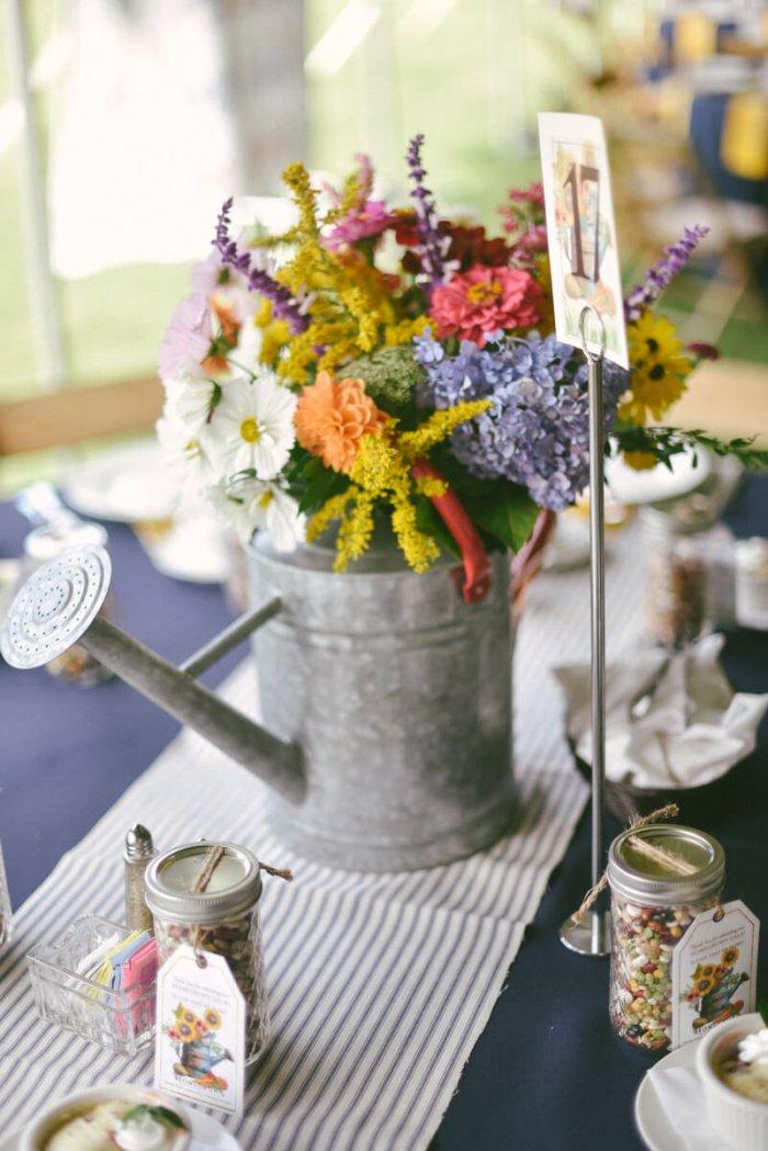 Garden Themed Floral