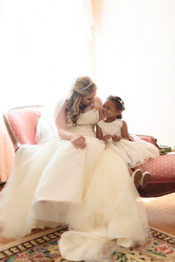 Allendale Mansion Bride