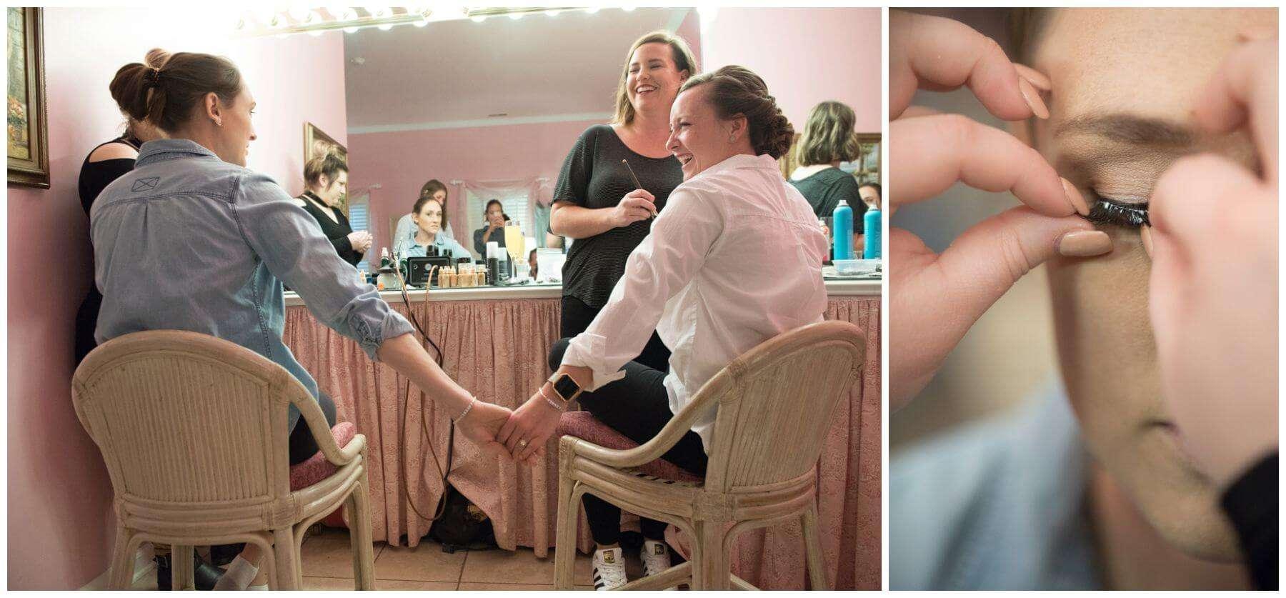 Amanda McIntyre Hair and Makeup
