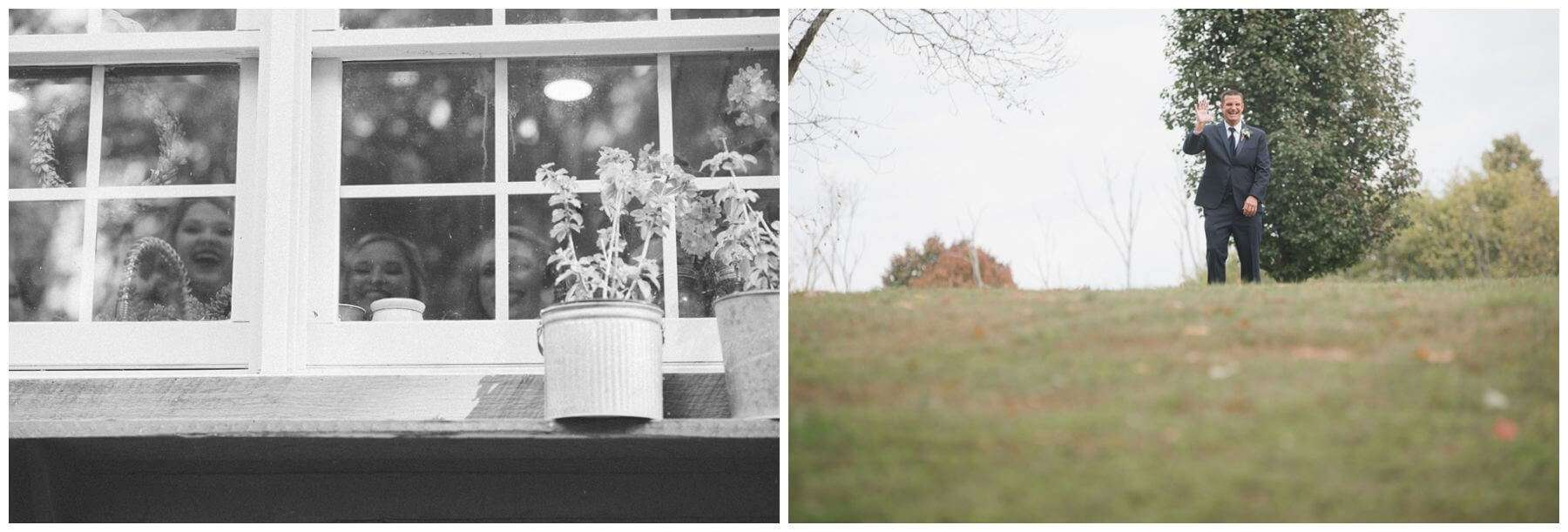 estate of grace fall wedding corryton Tennessee